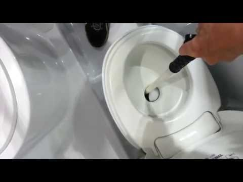 How I Clean Out My Black Tank In A Truck Camper