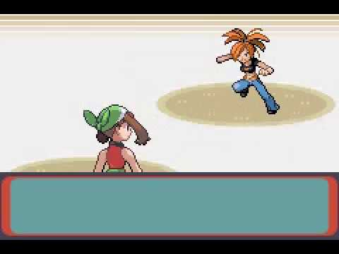 Pokemon Emerald - Flannery