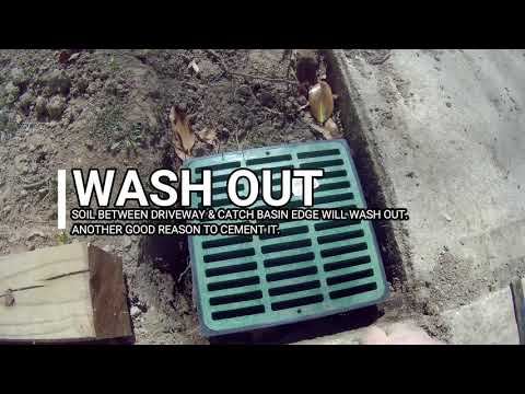 Drainage Solutions - Drainage Quick Tips -