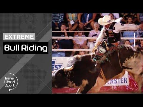 Crazy World of Professional Bull Riding | Trans World Sport