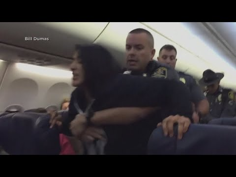Woman Forcibly Removed From Southwest Airlines Flight