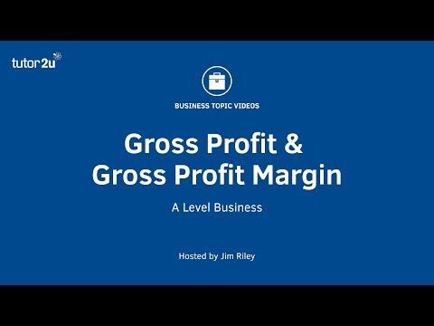 Gross Profit and Gross Profit Margin