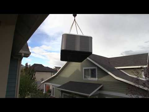 No Access HOT TUB Spa Delivery - Crane lift to backyard