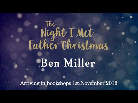 The Night I Met Father Christmas   Cover Reveal