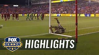 Real Salt Lake vs. Seattle Sounders FC | 2017 MLS Highlights