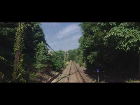 MTA LIRR - Port Washington - Time-lapse