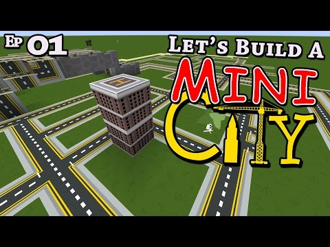 Miniature City :: Minecraft :: How To Build :: E1