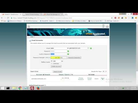 Download Email Data | Step by Step Host to host migration part 4