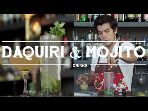 Essential Rum Cocktails: The Daquiri and Mojito