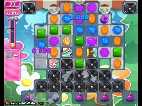 Candy Crush Saga Level 2493 No Boosters