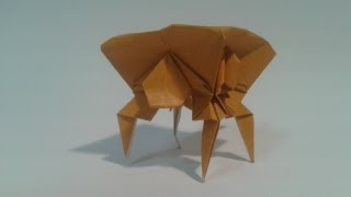 Origami Monster Inflatable Tick for Halloween | 180x320
