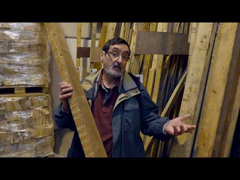 Wood Recycling | Paul Sellers