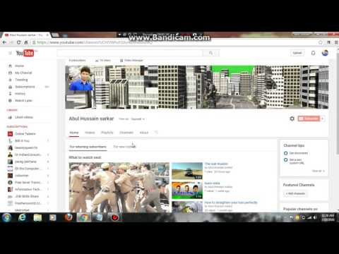 How to delete youtube videos Hindi/Urdu