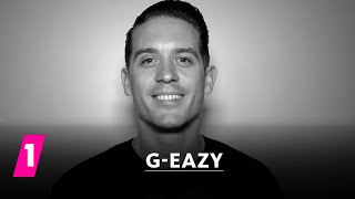 G-Eazy im 1LIVE Fragenhagel | 1LIVE (mit Untertiteln)