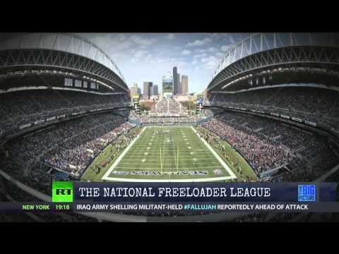 Radio Free Hruby: NFL Welfare Edition