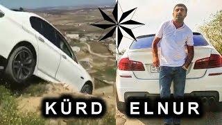 """BMW-ni Aşıran """"Kürd Elnur"""" Saxlanıldı - ÖZƏL GÖRÜNTÜLƏR"""