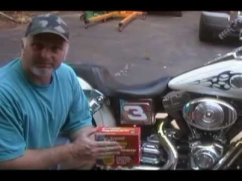How to: Replace a battery in a Harley Davidson