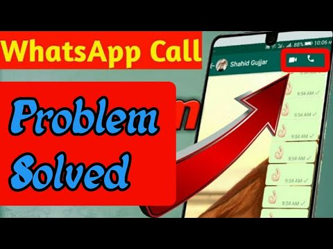 How To Fix Whatsapp Calling Issues Problem Slove