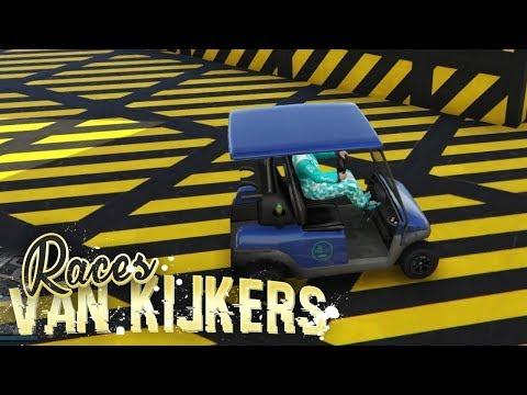 CADDY DOOLHOF! - Races van Kijkers #81 (GTA V Online Funny Races)
