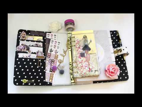 2018 In The Moment Planner Set Up with Bona Rivera-Tran