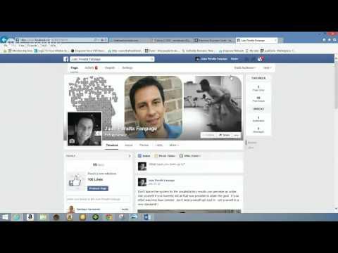 FB Fanpage Name
