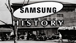 History of SAMSUNG | Since 1938 | 4K