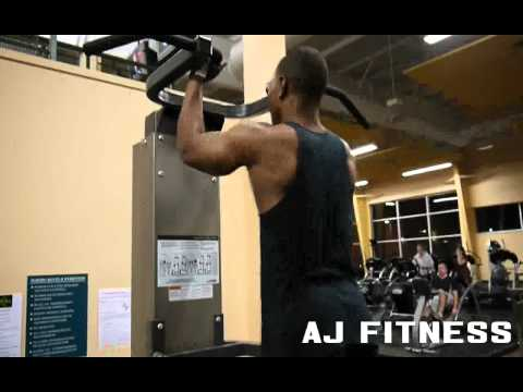 How To Build Your Chest: Modified Close Grip Pull-Ups