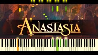 Download Once Upon a December (Piano) // ANASTASIA