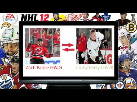 NHL 12 TIPS No.1 - GM mode