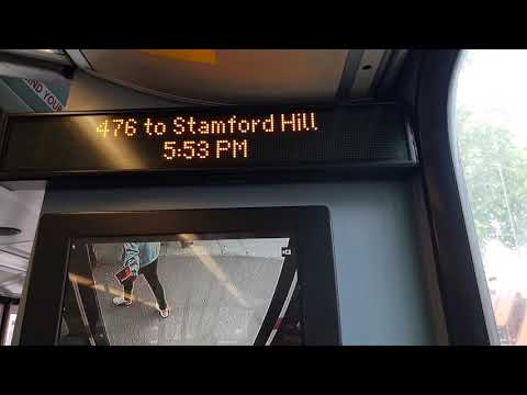 476 to Stamford hill