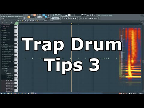 Tips for Better Trap Beats: Snares and Hats (pt. 3)