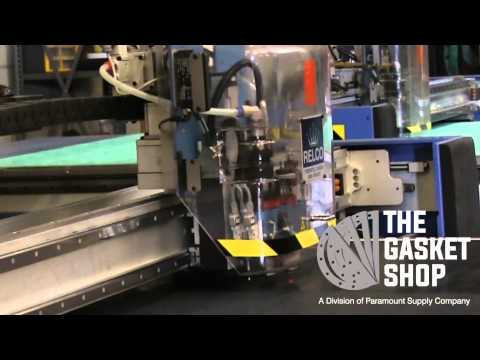 The Gasket Shop  - Industrial Gaskets Custom Cut