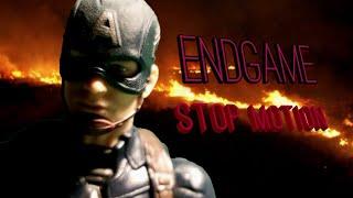 Download Avengers Endgame Trailer 2 Stop Motion Recreation Video