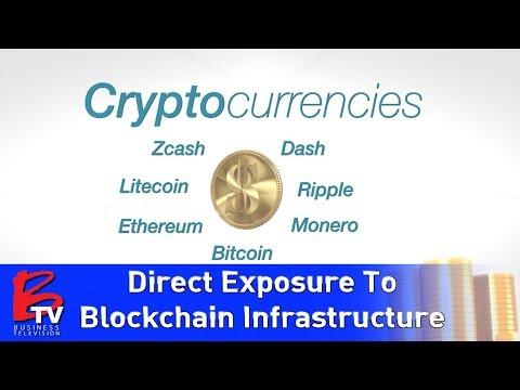 Direct Exposure To Blockchain Infrastructure -  HIVE Blockchain