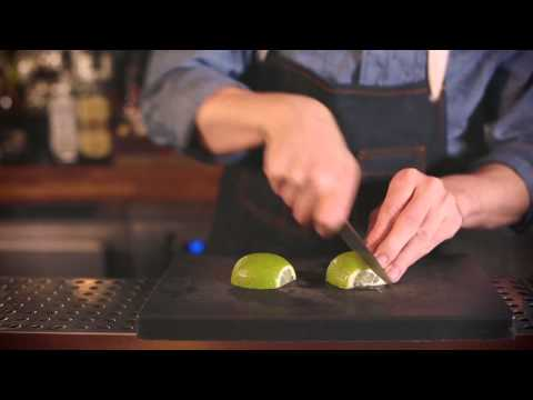 01 Wedge of Lime and Lemon Twist