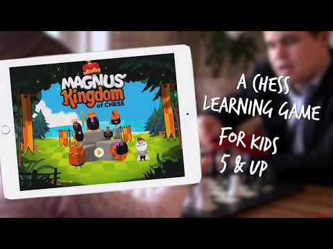 Magnus' Kingdom of Chess - Available now