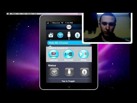 iPhone Wifi Hotspot  for iPad/iPad 2
