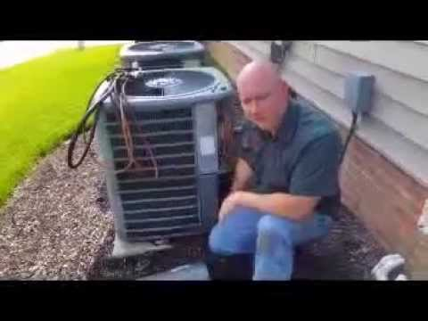 How to change a evaporator coil