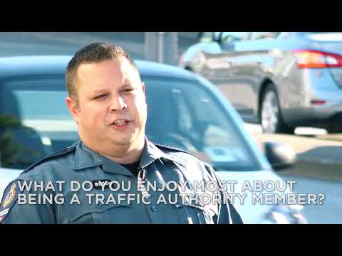 VPD Traffic Authority: Special Constable Rick Clark