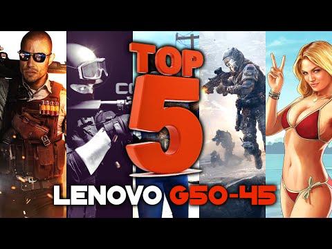 LENOVO G50-45 Gaming #1 | TOP 5 Games | A8 6410 & AMD Radeon R5 M330