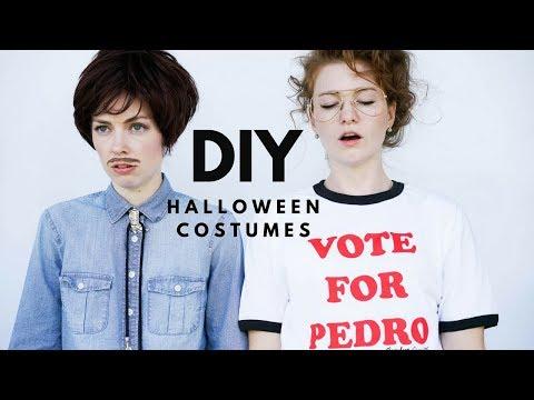DIY Vote for Pedro and Napoleon Dynamite Halloween Costumes