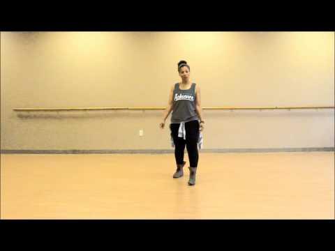 Studio T Beginners Hip Hop Dance Tutorial: 'Happy' - Chorus