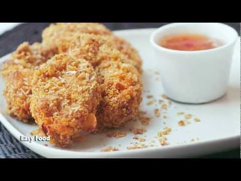 Easy Food's cococorn chicken