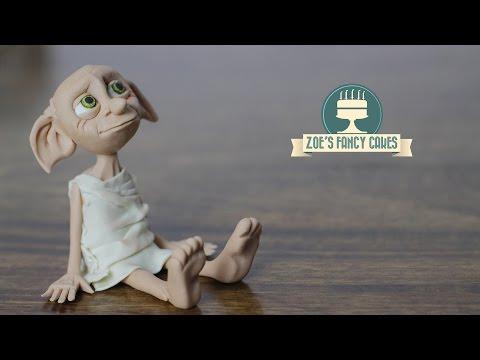 Harry Potter Dobby House Elf Cake Topper