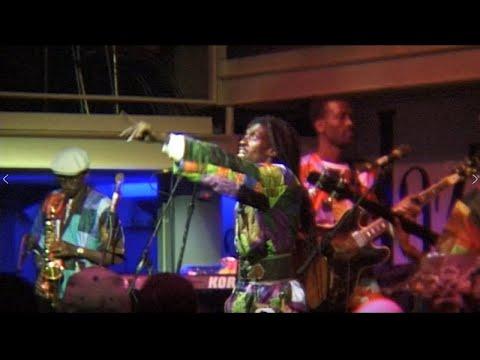 Cheikh Lô - 'Ibra Fall' - Live at Jazz Café, 1997