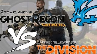 The Division Vs Ghost Recon Wildlands