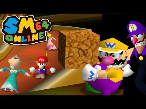 Slider - Super Mario 64 Online