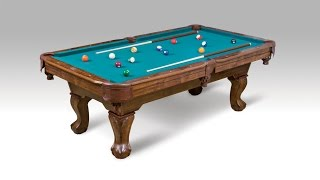 87in Brighton Billiard Table Instruction Video