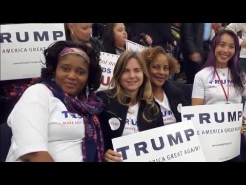 African Americans for Donald Trump 2016 - Part 2