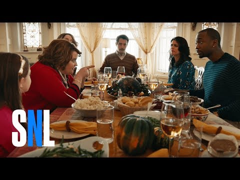 A Thanksgiving Miracle - SNL